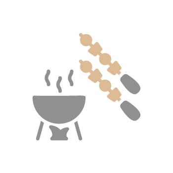 Крехка пържола бут или филе 350 гр